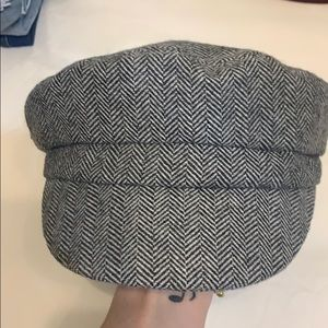 Anthropologie Lieutenant Hat
